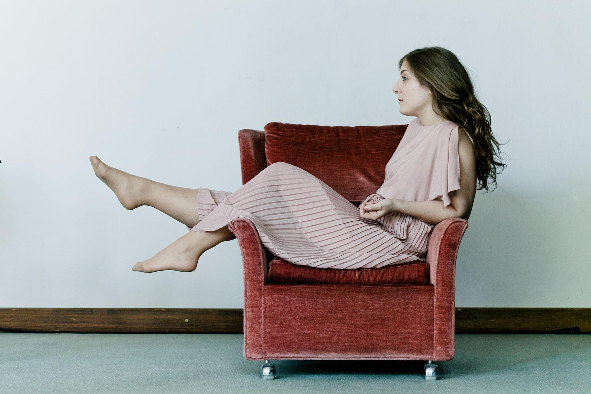 Portraitfotografie, Schauspielerin, Violetta Zupancic