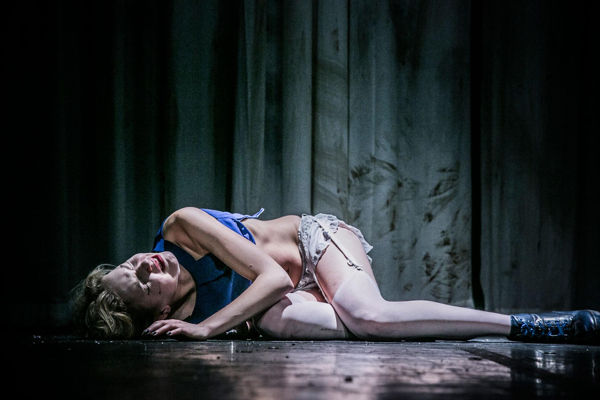 Theaterfotografie, Schauspiel, Minna von Barnhelm, Landestheater Niederösterreich