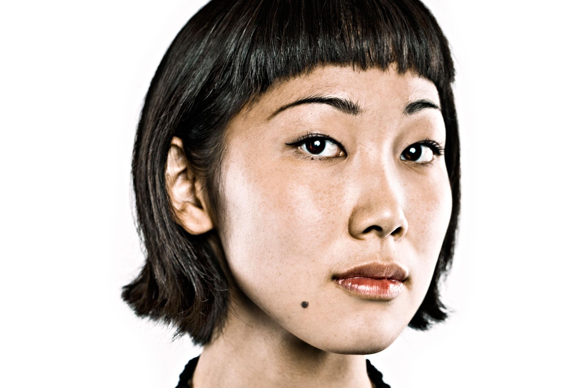 Portraitfotografie, Tänzerin, Harumi Takeuchi