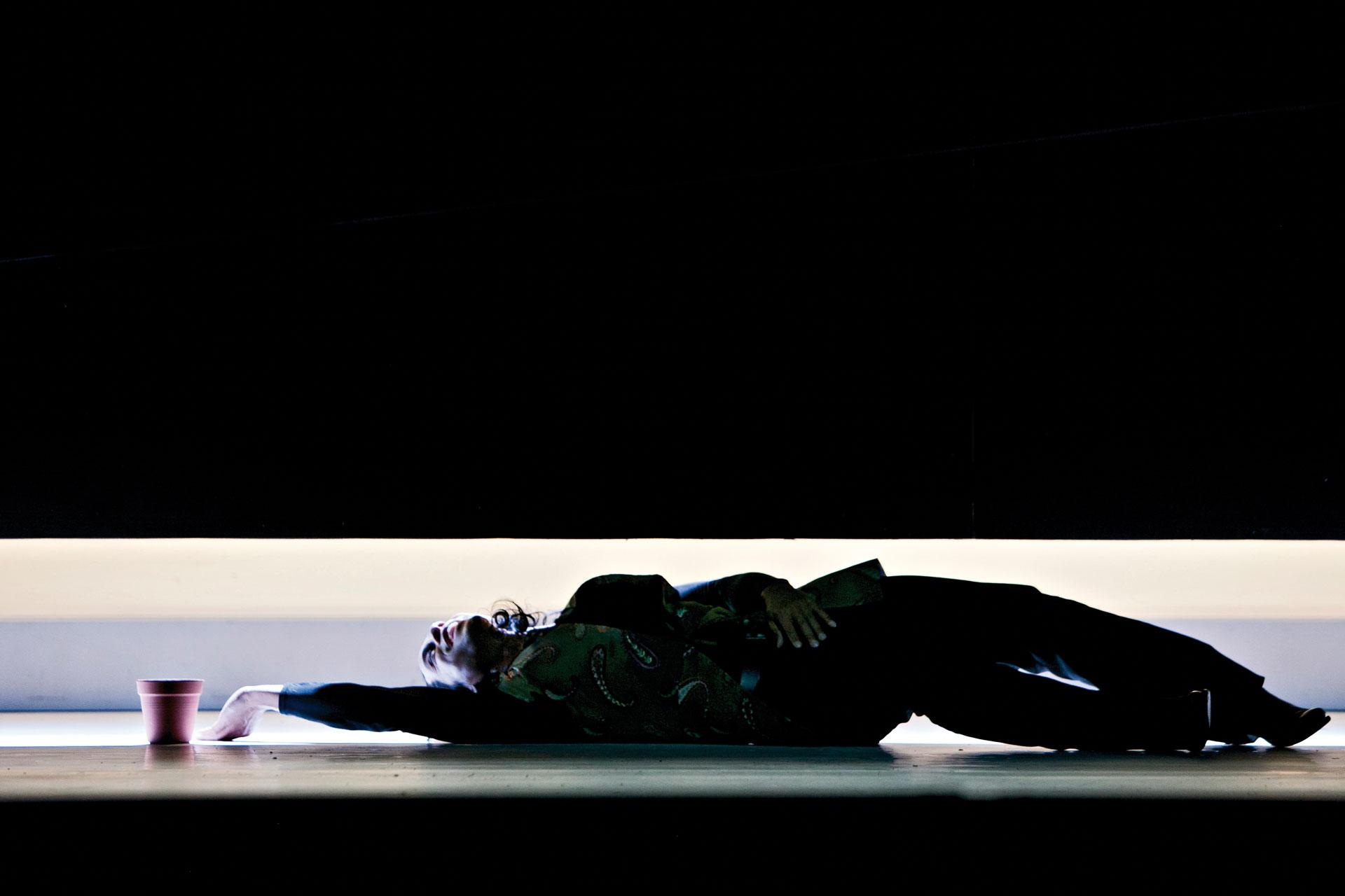 Theaterfotografie, Oper, Orpheus und Eurydike, Theater Regensburg